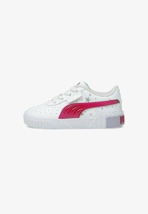 CALI UNICORN - Baby shoes - white-pink