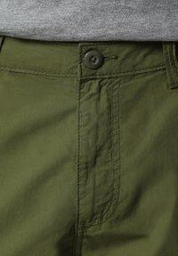 Napapijri - N-ICE CARGO - Shorts - green cypress - 4