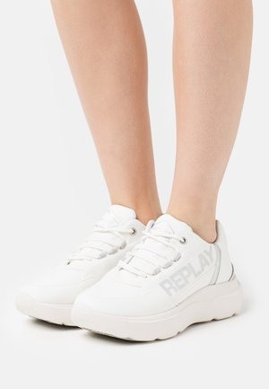 WHITEWELL - Sneakers basse - white