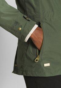 Regatta - NARELLE - Waterproof jacket - thyme leaf - 5