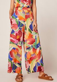 OYSHO - Pantalon classique - multi-coloured - 0