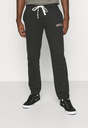 BOOKSTORE ELASTIC CUFF PANTS - Træningsbukser - black