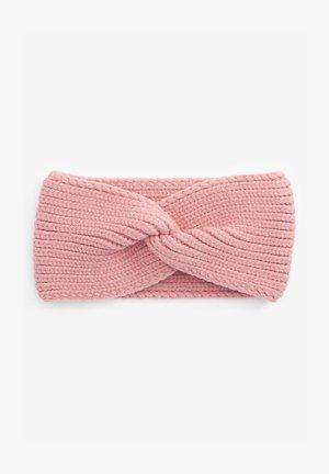 Ear warmers - pink