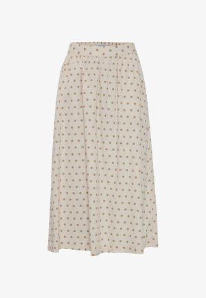 A-snit nederdel/ A-formede nederdele - tapioca