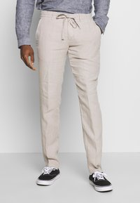 Marc O'Polo - Trousers - pure cashmere - 0