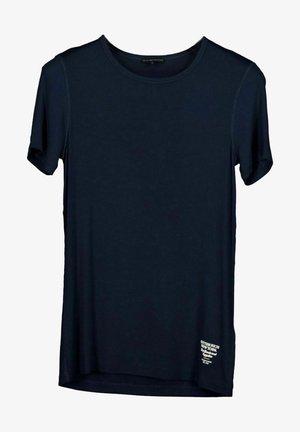 EMMA - T-shirt print - navy