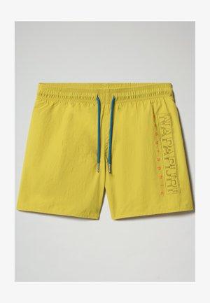 VADYR - Zwemshorts - yellow moss
