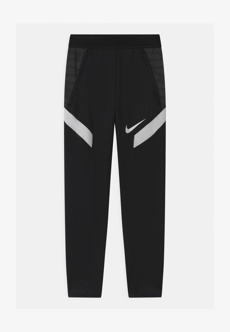 Nike Performance - UNISEX - Tracksuit bottoms - black/anthracite/white