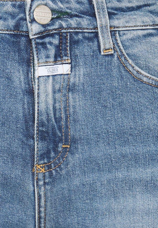 BAKER HIGH - Jeans Skinny Fit - blue