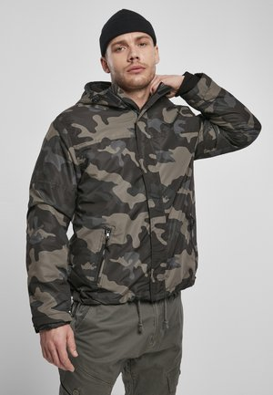 Summer jacket - darkcamo