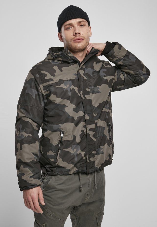 Summer jacket - darkcamo