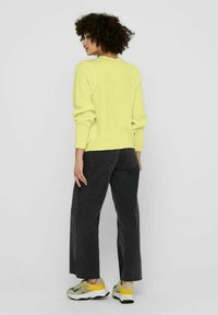 ONLY - Cardigan - pastel yellow - 2