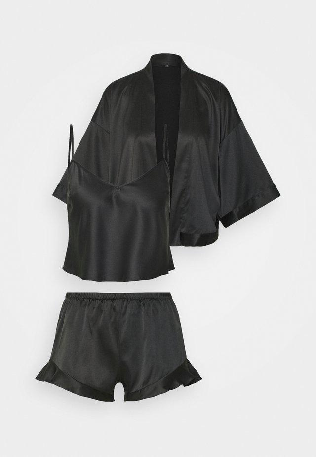 SET - Piżama - black