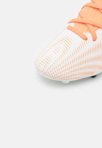 adidas Performance - NEMEZIZ .3 FG UNISEX - Moulded stud football boots - footwear white/core black/screaming orange - 5