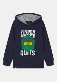 LEGO Wear - HOOD - Sweater - dark navy - 0