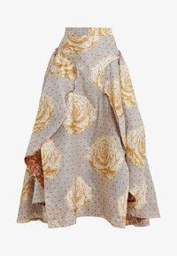 Vivienne Westwood - FROU FROU SKIRT - Maxi sukně - natural - 4