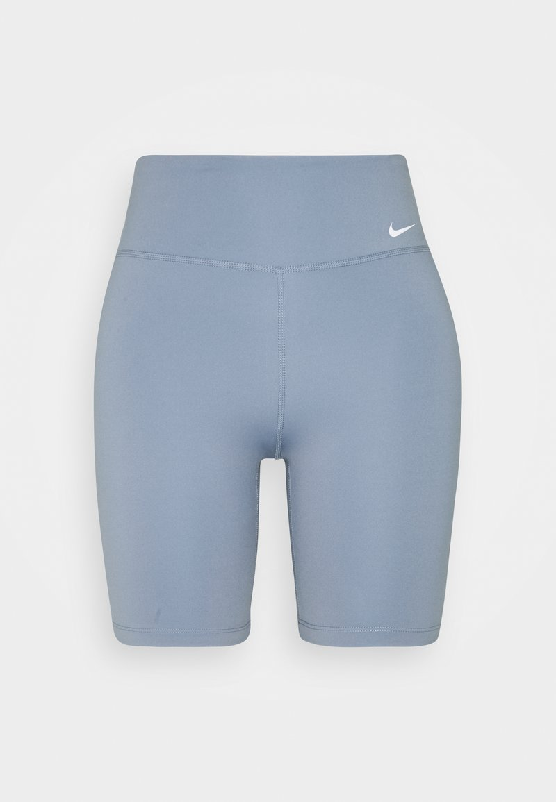 Nike Performance - ONE SHORT - Leggings - ashen slate