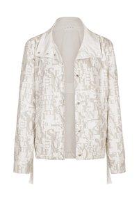Milestone - DELORA - Summer jacket - weiß/beige - 3