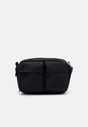 BUM BAG - Bältesväska - black