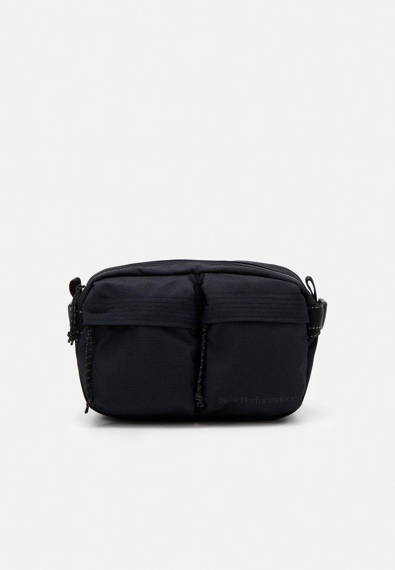 Peak Performance - BUM BAG - Bum bag - black