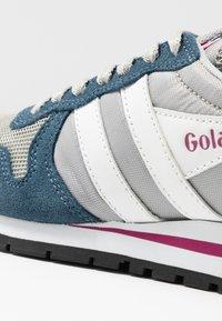 Gola - DAYTONA - Sneakersy niskie - light grey/baltic/white - 2