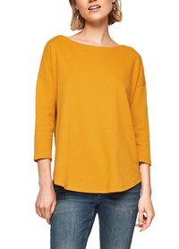 QS by s.Oliver - Long sleeved top - yellow - 5