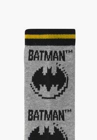 LEGO Wear - BATMAN 3 PACK - Strømper - black - 3