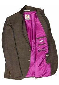 Carl Gross - PATRICK - Suit jacket - braun mittel - 2