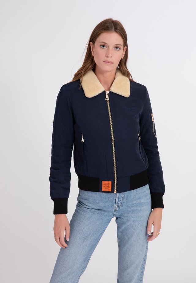 BARCELONE - Winter jacket - navy