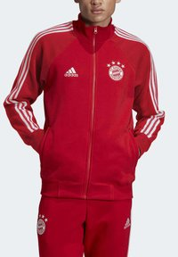 adidas Performance - FCB ICONS TOP - Training jacket - fcbtru/white - 5