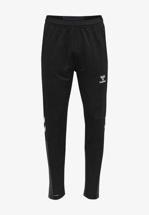 LEAD PANTS - Tracksuit bottoms - black