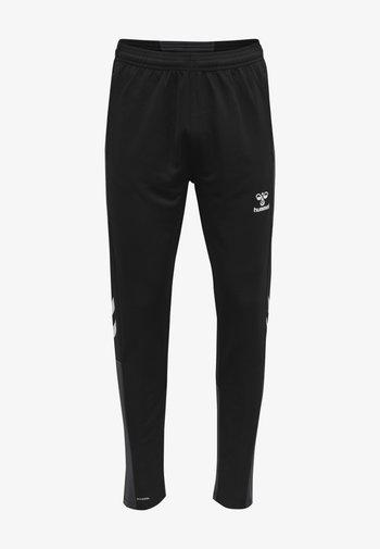 LEAD PANTS - Pantalon de survêtement - black