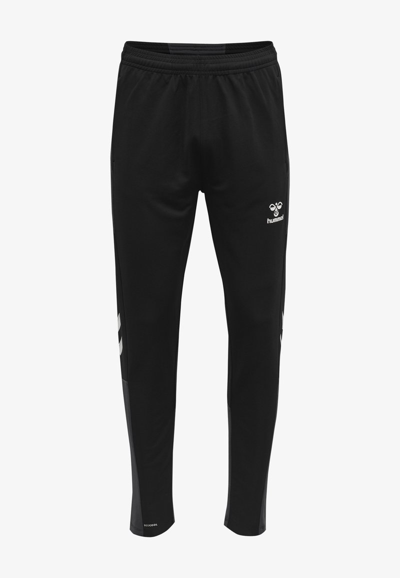 Hummel - LEAD PANTS - Jogginghose - black