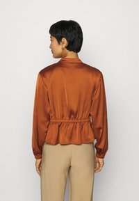 comma - Summer jacket - cognac - 2