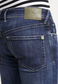 Pepe Jeans - HATCH - Slim fit jeans - dark used wiser wash - 5