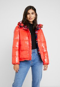 s.Oliver - OUTDOOR - Zimní bunda - red - 4