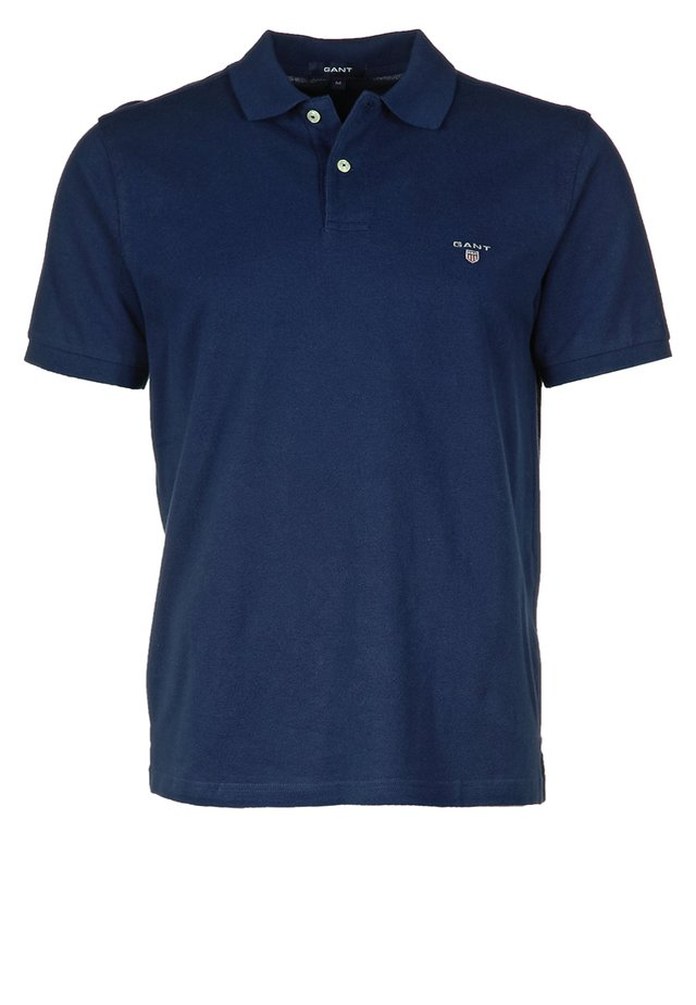 THE ORIGINAL RUGGER - Polo shirt - orion blue