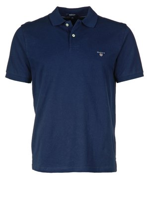 THE ORIGINAL RUGGER - Polo - orion blue