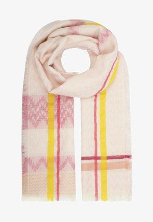 Sjaal - rosa-multicolor