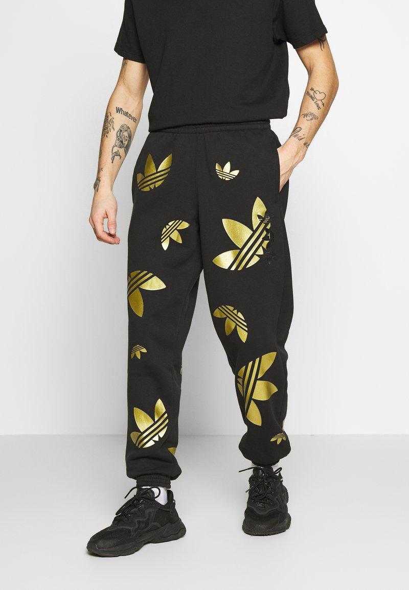 adidas Originals - PANT - Verryttelyhousut - black/plamet