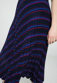 Promiss - A-line skirt - marine - 3