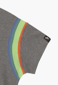 Nike Sportswear - HERITAGE DRESS - Day dress - carbon heather/white - 2
