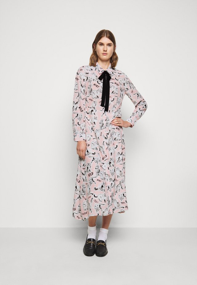 ROLFO - Shirt dress - print clair