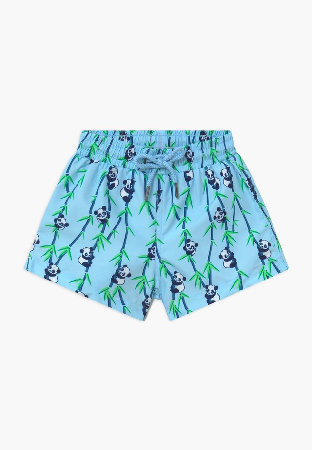 BABY BOYS - Swimming shorts - blue