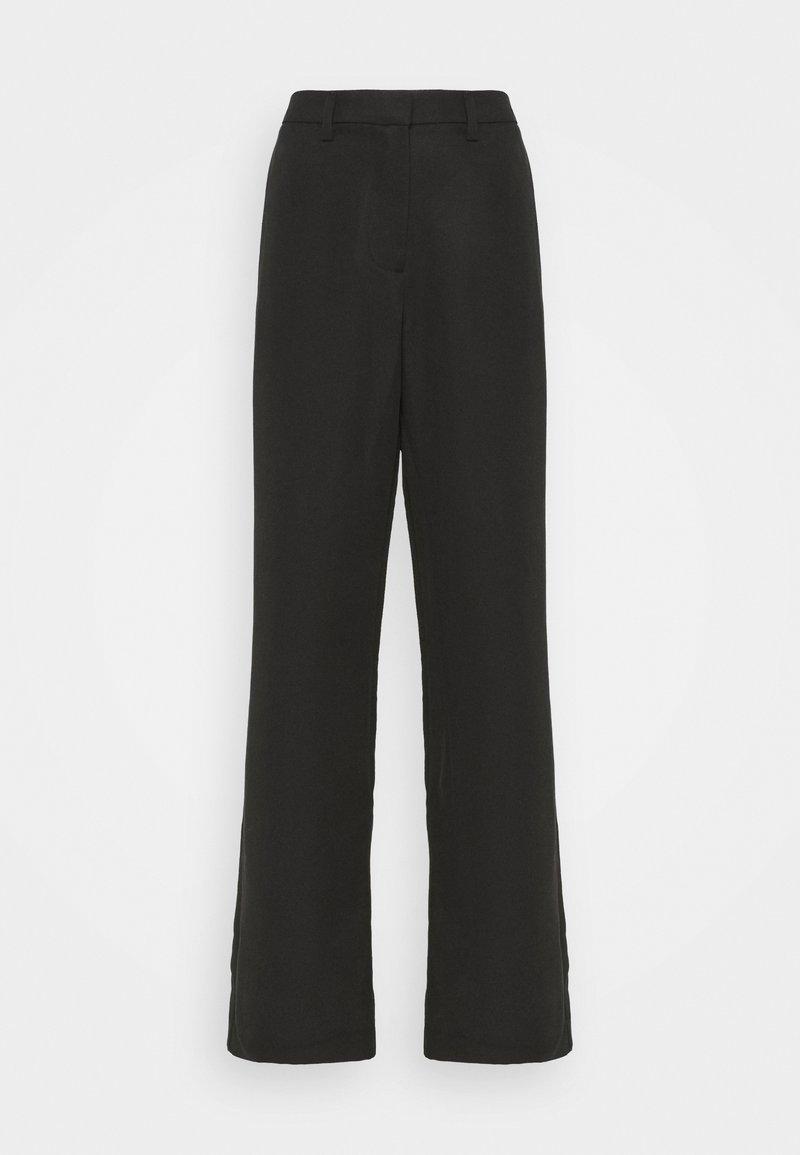 Samsøe Samsøe - HOYS - Trousers - black