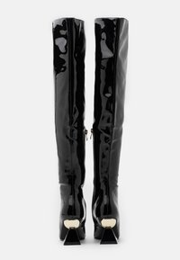 RAID - SPIRAL - Over-the-knee boots - black - 3