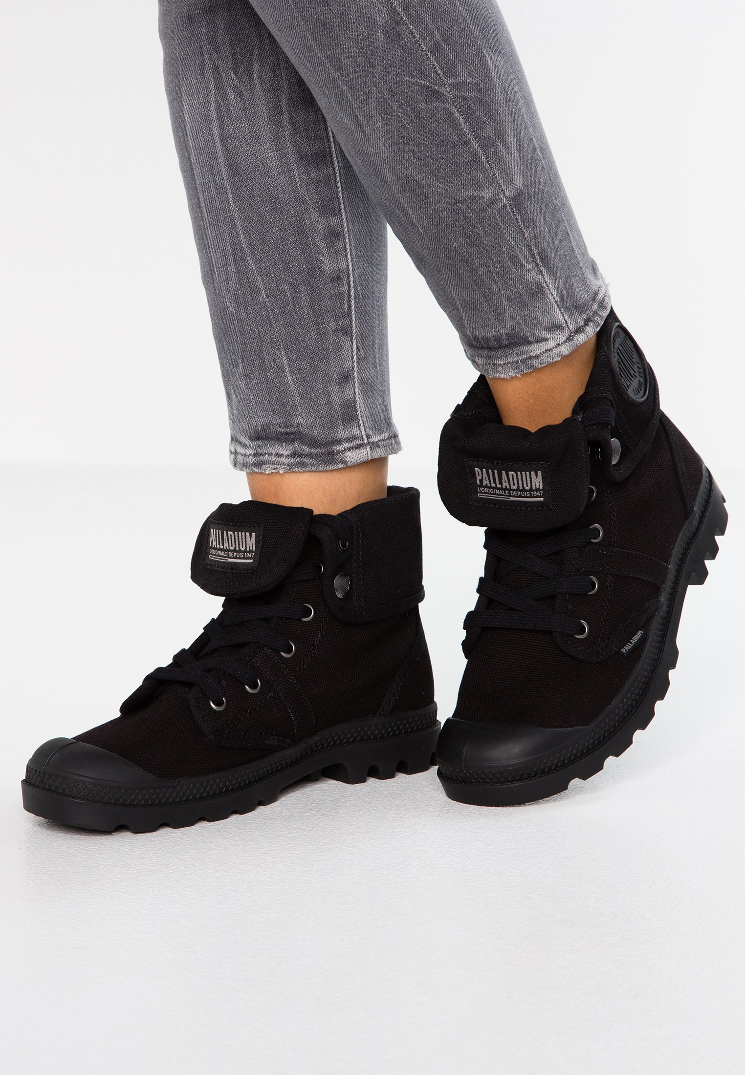 Women PALLABROUSE BAGGY - Lace-up ankle boots