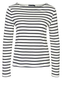 Petit Bateau - Sweatshirt - weiß/blau - 0