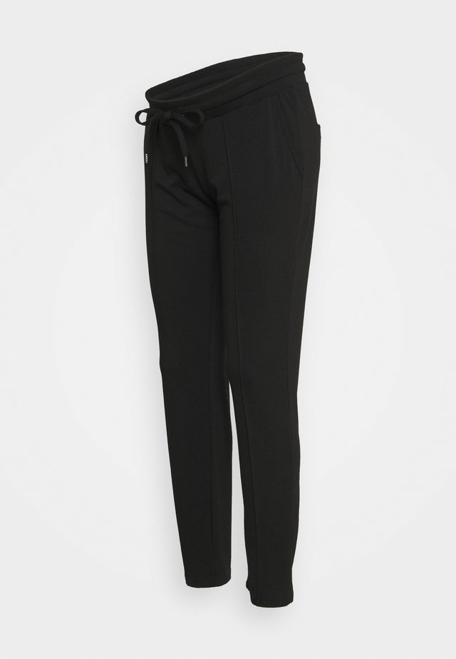 MLMAIJA PANTS - Tracksuit bottoms - black