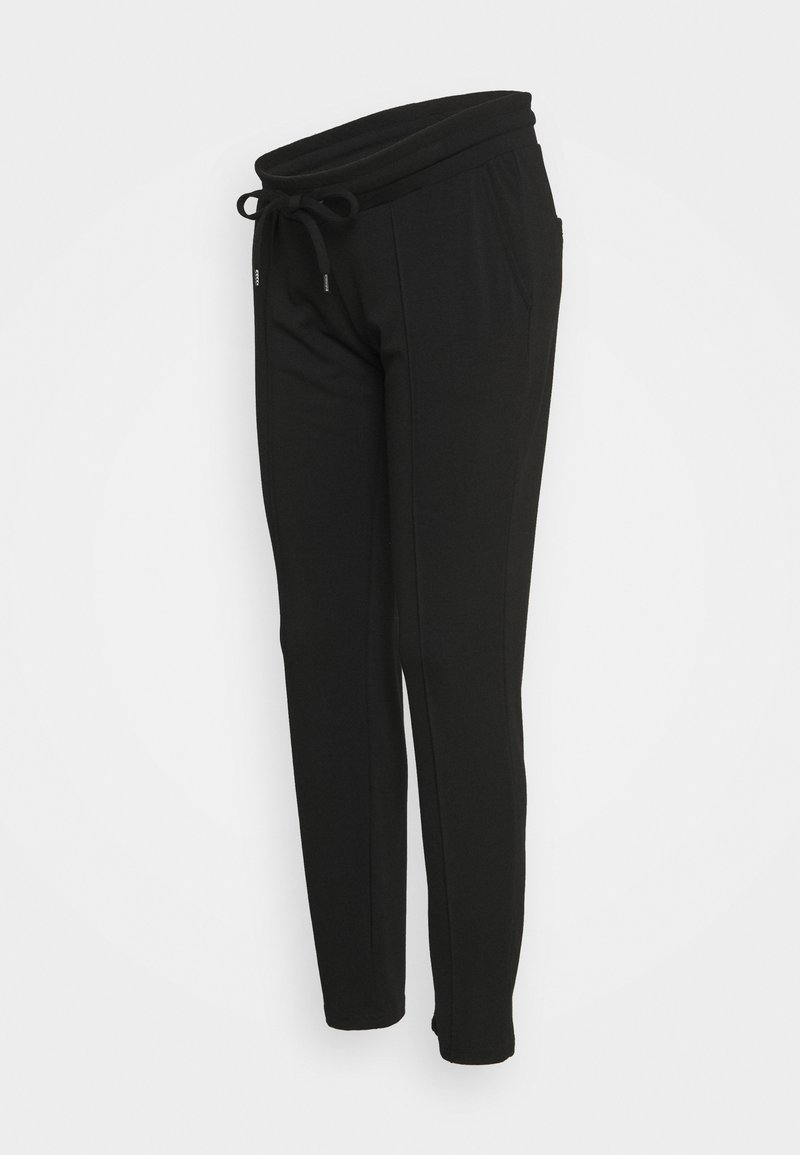 MAMALICIOUS - MLMAIJA PANTS - Tracksuit bottoms - black